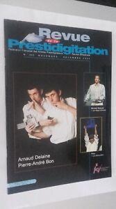 Revista de La Conjuring Dibujada Afap N º 550 Nov - Dic 2005 Tbe