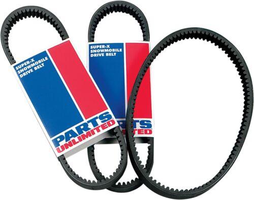 Super X Series LMX-1062 1 3//8in Parts Unlimited Drive Belt x 43 5//8in.