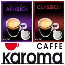 40 Italian Espresso PODS ESE.Mix Flavors.( Arabica & Napoletano)1-3Day Delivery!