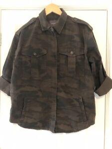 dos Size Jacket Next avec détaillé 14 le Camouflage qBgxWwTnY