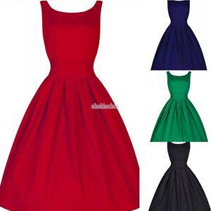50' Vintage-Inspired Cocktail Dresses
