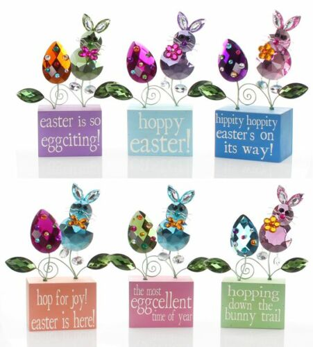 Choose Style GG-10 Ganz Easter Single Message Blocks