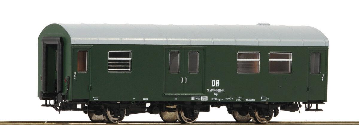 Roco 74455, Reko-Cochero para el equipaje, Dr, nuevo y en su embalaje original, h0