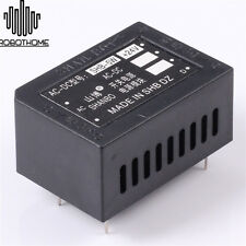 AC-DC Isolated Power AC220V to 24V 210mA 5W Stable Switch Power Module