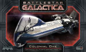 Battlestar Galactica Colonial One Fleet Headquarters Moebius 1 350 Plastic Kit