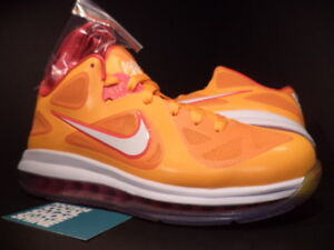 new arrival 0892a dd259 Image is loading Nike-Air-Max-LEBRON-IX-9-Low-FLORIDIAN-