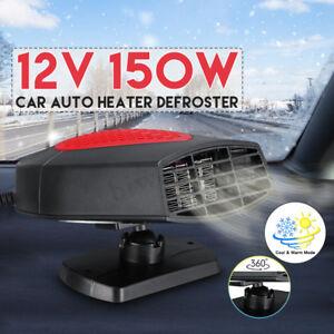 12V 150W Riscaldatore Sbrinatore Scaldino Auto Calda Termoventilatore Ventilator