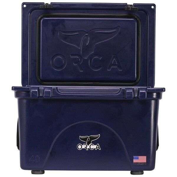 ORCA 40QT NAVY COOLER LIFETIME WARRANTY