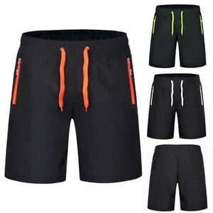 4f25c8ed74b8 Das Bild wird geladen Herren-Sommer-Kurze-Hosen-Shorts -Boardshorts-Surf-Swimwear-
