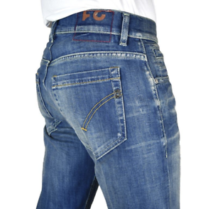 Dondup-Jeans-Uomo-RITCHIE-GEORGE-UP424-DS107-026G-Nuovo-e-Originale-SALDI