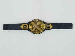 WWE-Elite-NXT-Championship-belt-Action-figure-Mattel