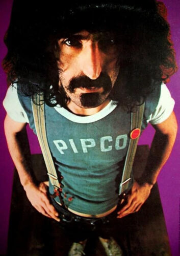 Finest AA Quality Frank Zappa Mothers of invention Lumpy Gravy PIPCO T-Shirt