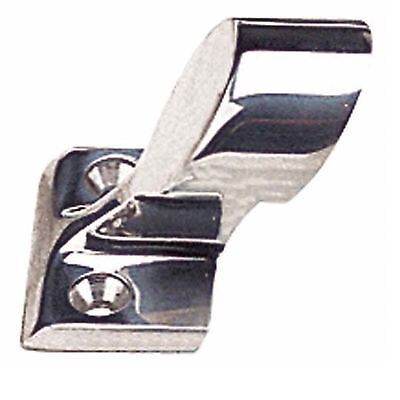 """Sea Dog 280600-1 Round Base Rail Fittings Stainless Steel 7//8/"""" 60°"""