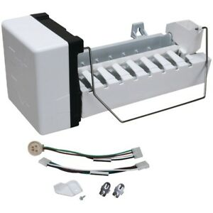 AgréAble Exact Replacement Parts Er4317943l Ice Maker Replacement For Whirlpool Ni Trop Dur Ni Trop Mou