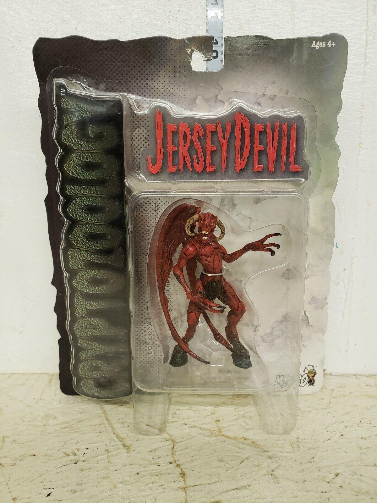 Mezco cryptozoologie Jersey devil figure