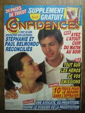 CONFIDENCES 1926 (2/11/84) STEPHANIE DE MONACO