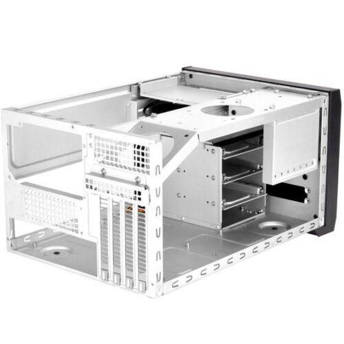 Silverstone SST-SG12B-V2 Sugo Micro-ATX Mini-ITX SFF Case black Mini-DTX