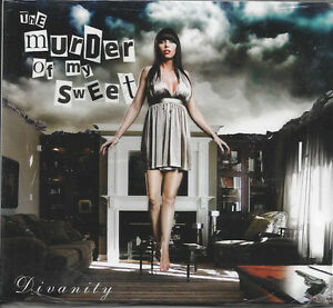 CD-Compact-disc-Bonus-Videoclip-THE-MURDER-OF-MY-SWEET-DIVANITY-nuovo