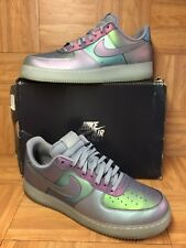 sports shoes cc65d da624 item 2 RARE🔥 Nike Air Force 1  07 LV8 Iridescent Stealth Anthracite Sz 14  718152-019 -RARE🔥 Nike Air Force 1  07 LV8 Iridescent Stealth Anthracite  Sz 14 ...