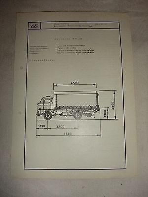 Business & Industrie FäHig Original Ddr Reklame Prospekt Datenblatt Pritsche Lkw W 50 L/lb Veb Ifa 1981 Modern Und Elegant In Mode