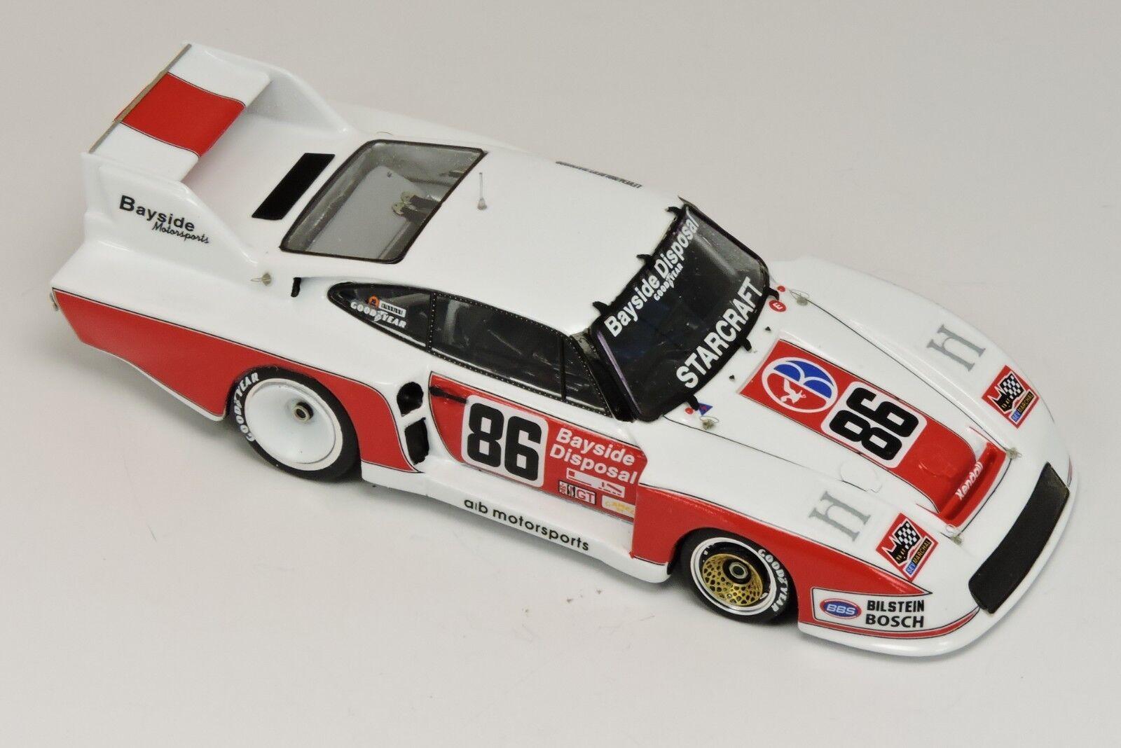 Porsche 935 80  86 Haywood-Holbert-Leven Sebring 1982 - - - Monté Arena 1 43 7c5ca7