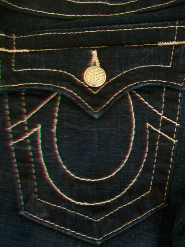 7 Crystal 9 Taille Jeans 'Billy Pave' Wmn Bnwt Religion 10 True 8wZgSq7Ag