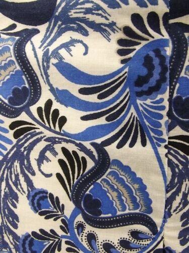 Per UNA M/&S nouvelle crème bleu marine imprimé floral abstrait mini jupe tailles 10-16