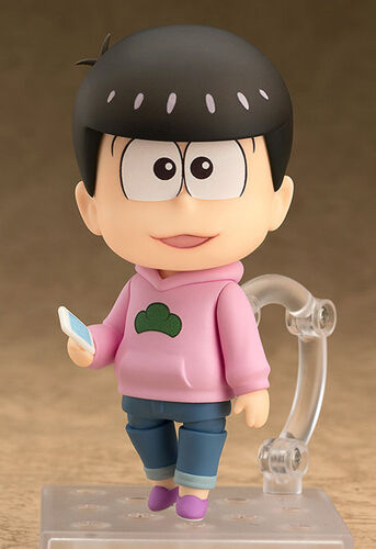 Osomatsu-San Todomatsu Matsuno Nendoroid Figure Anime Manga NEW