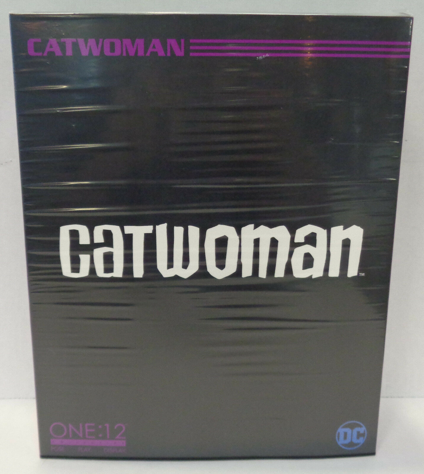 Catdonna One 12 Collective cifra (2018) DC Mezco nuovo