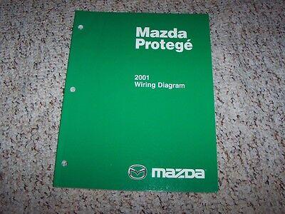 2001 Mazda Protege 5 Protege5 Factory Original Electrical ...