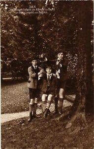 CPA-AK-Prinz-Luitpold-u-Albrecht-v-Bayern-GERMAN-ROYALTY-867607