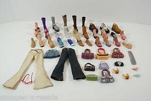 how to make bratz doll feet