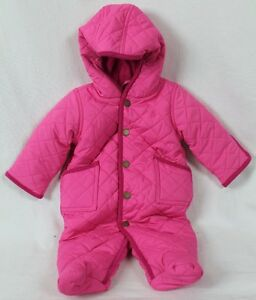 f9eb2472b Image is loading Children-POLO-RALPH-LAUREN-PINK-PUFFER-SKI-HOODED-