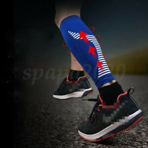 Calf-Compression-Sleeve-Support-Leg-Running-Socks-Medical-Stretch-Guard