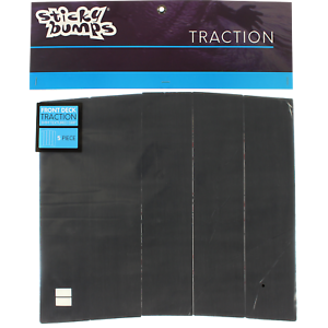 Sticky-Bumps-Front-Deck-Traction-Pad-Black