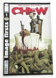 NEW-CHEW-1-Image-Firsts-Promotional-Comic-Book-John-Layman-Rob-Guillory