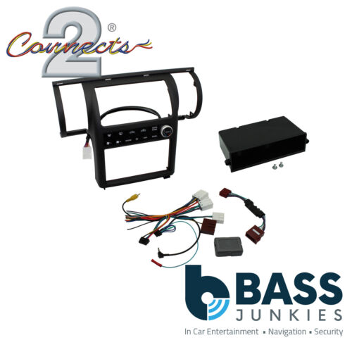 Connects2 CT23IN04 for Infiniti G35 2002-2007 Car Stereo Double Din Fascia Panel