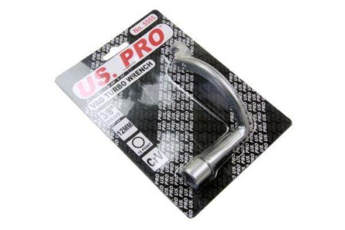US PRO VAG TURBO WRENCH 12MM 12PT WITH 3//8 DR B5555