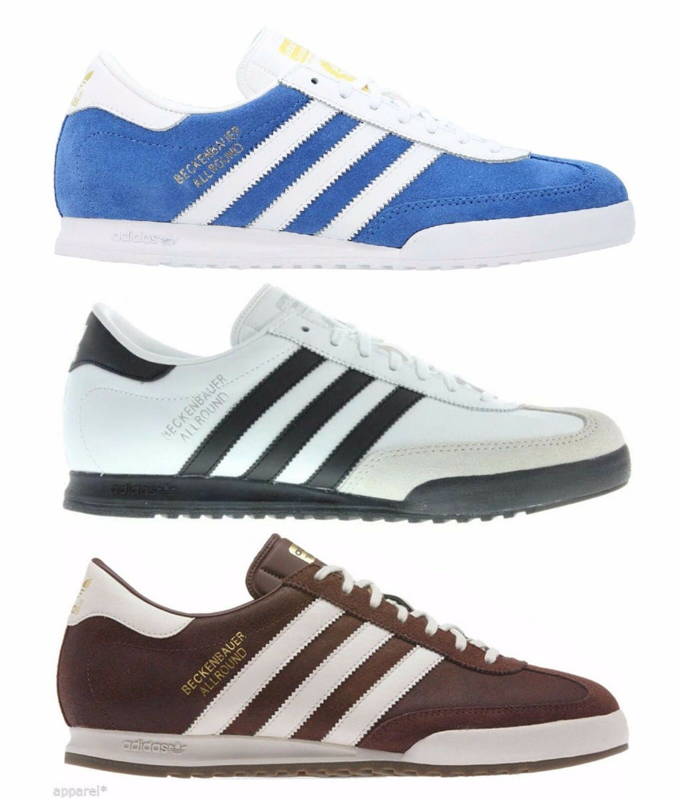 ✅ OLD SKOOL SKOOL SKOOL ADIDAS BECKENBAUER ALLROUND RETRO TRAINING schuhe Stiefel✅ 289399
