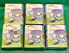 Potty Flip Bathroom Emergency Disposable Kids Training Car Children Toddler