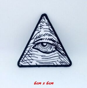 Eye-Of-Providence-Pyramide-Brode-a-Repasser-Patch-a-Coudre-1339