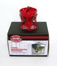 Gar-Bro R Round-Gate Concrete Bucket. Authentic Manitowoc Red. 1:50th. MIB.