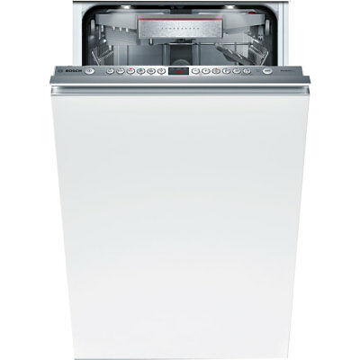 Bosch SPV66TX01E Serie 6 A+++ Fully Integrated Dishwasher Slimline 45cm 10