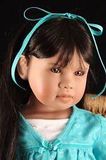 "Peggy Ann Ridley 1996 28"" Vinyl Artist Doll ""SACHIKO""  Rare 144/500"