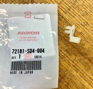 Genuine Honda Door Handle Joint Bushing Clip 72181 Sd4 004 Ebay