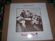 LAKIS & ACHWACH / Pandora's Box (VINYL)