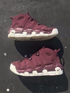 Dettagli su Nike Air More Uptempo '96 QS Bordeaux 921949 600 Size 8