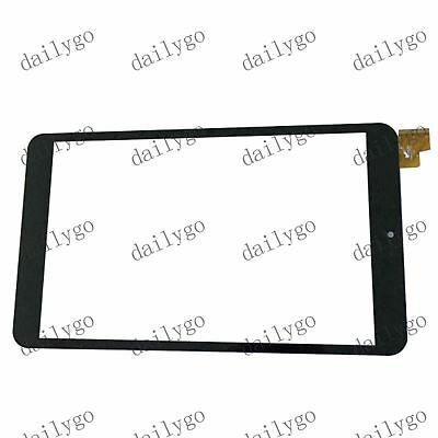 8/'/' Touch Screen Digitizer Replacement Panel For Tablet Turbox-X Rainbow III 3G