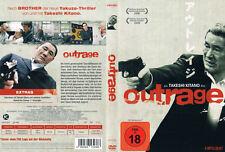 OUTRAGE --- Gangsterthriller --- Takeshi Kitano --- Uncut --- FSK 18 ---