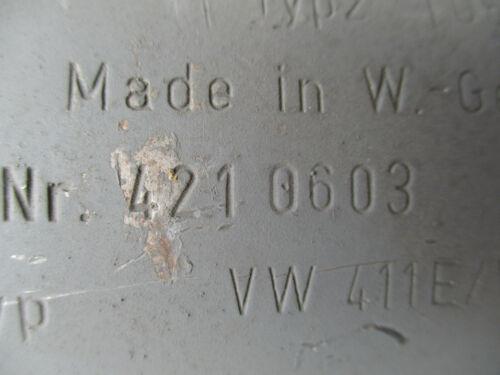 VW PORSCHE 914 411 412 bus t2 Marmitta Silenziatore tubo di scarico 021251101d NUOVO